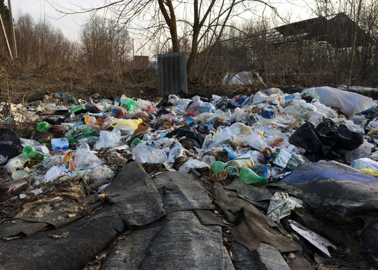 Хицовка (1) свалка мусор
