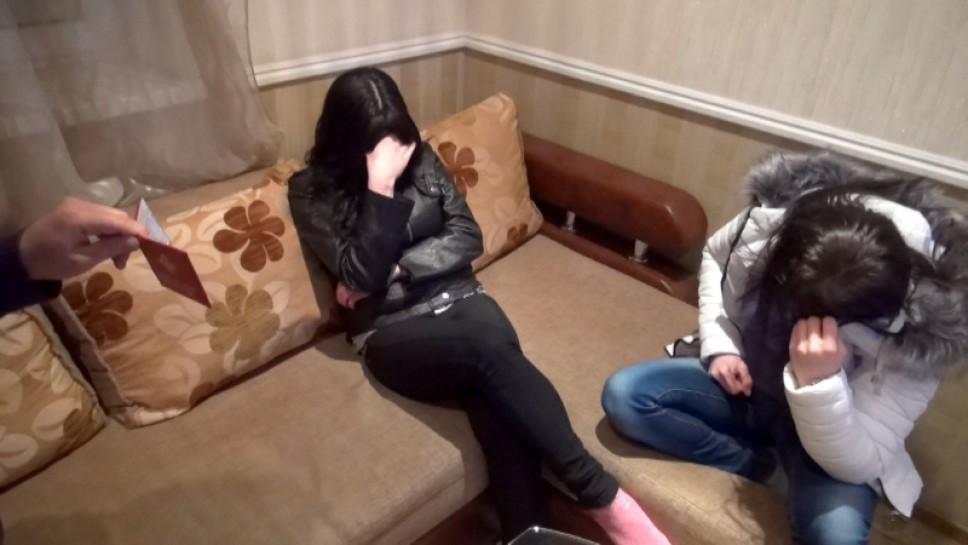 Новости задержали проституток в балабанова