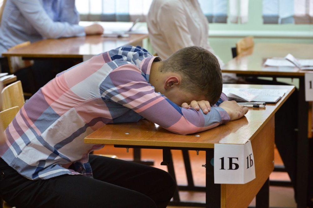 Шпаргалке школьной лет о экзамена 20 вспомнил мужчина через после