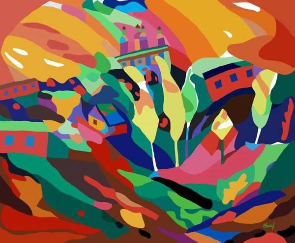 ВТретьяковской галерее появится работа ставропольского художника