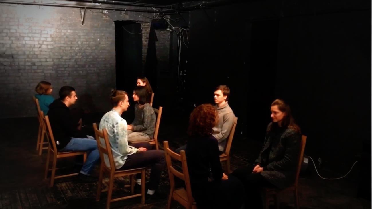 В Смоленске проходит первый фестиваль документального театра о городе [МЕСТО: Смоленск]