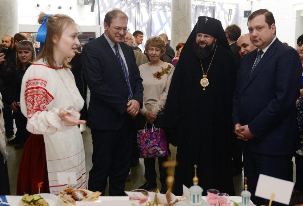 В Смоленске прошел фестиваль постной кухни