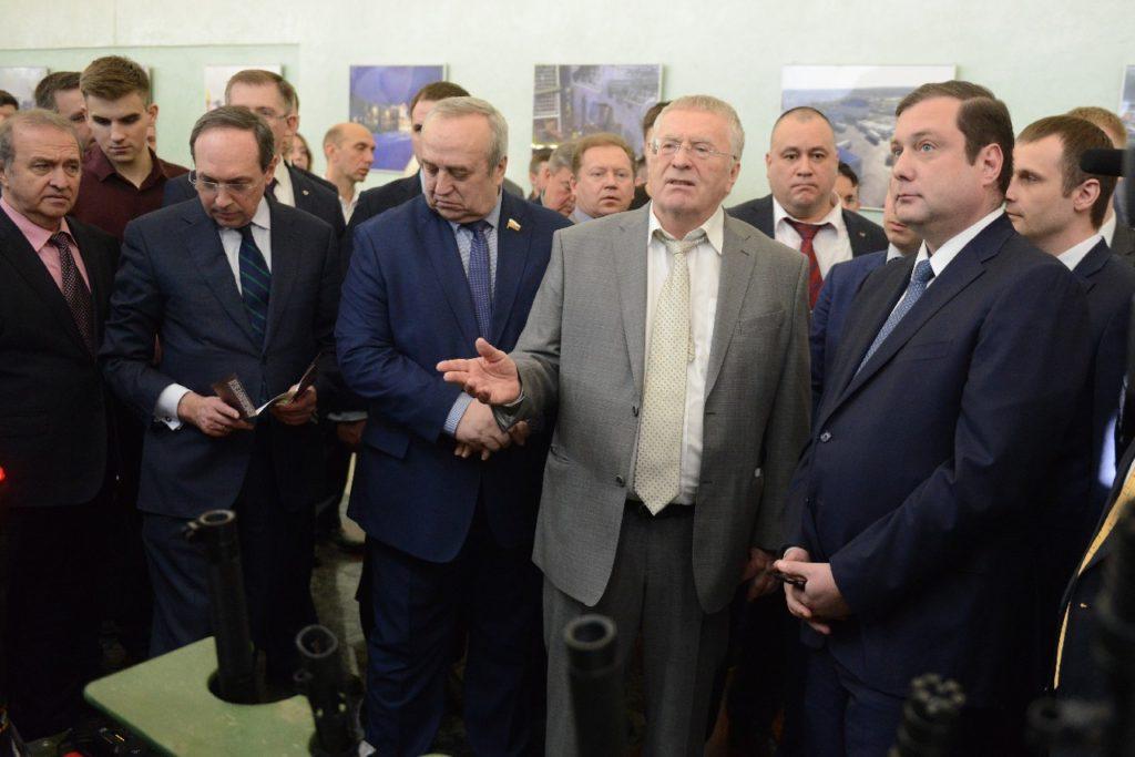 В Госдуме открылась выставка достижений Смоленщины