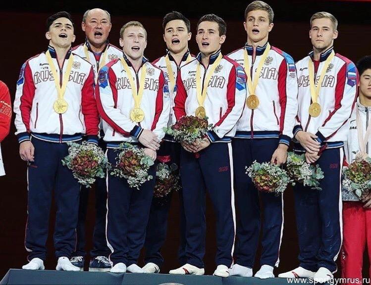 Студенты СГАФКСиТ стали чемпионами мира в многоборье по спортивной гимнастике