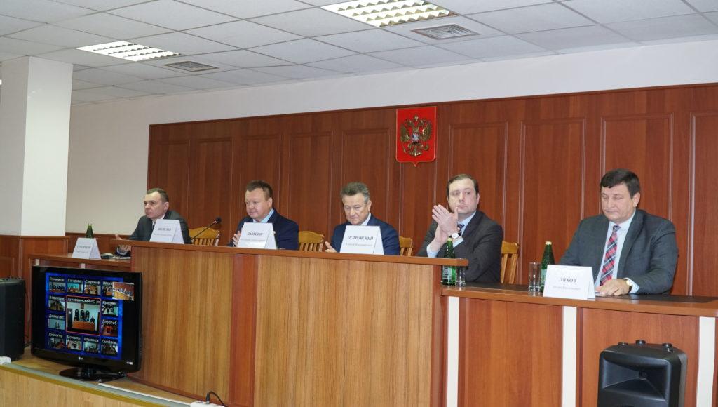 В Смоленске официально представили нового председателя областного суда