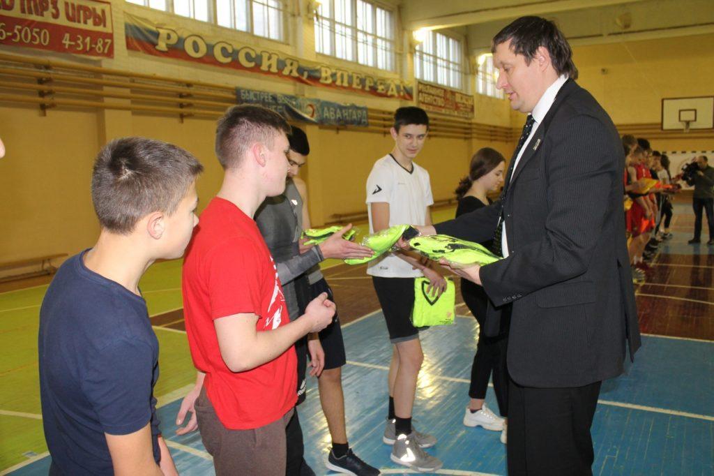 В Сафонове прошел четвертый турнир «Республика Баскет-67»