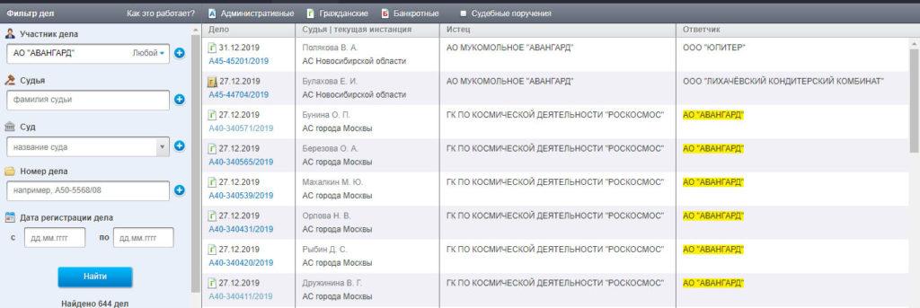 """""""Роскосмос"""" подал шесть многомиллионных исков к сафоновскому «Авангарду»"""