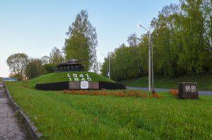 мемориал Танк Т-34
