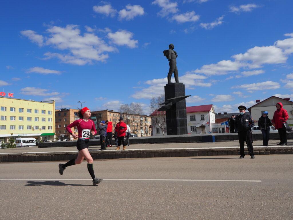 В Смоленской области состоялся пробегКлушино-Гагарин