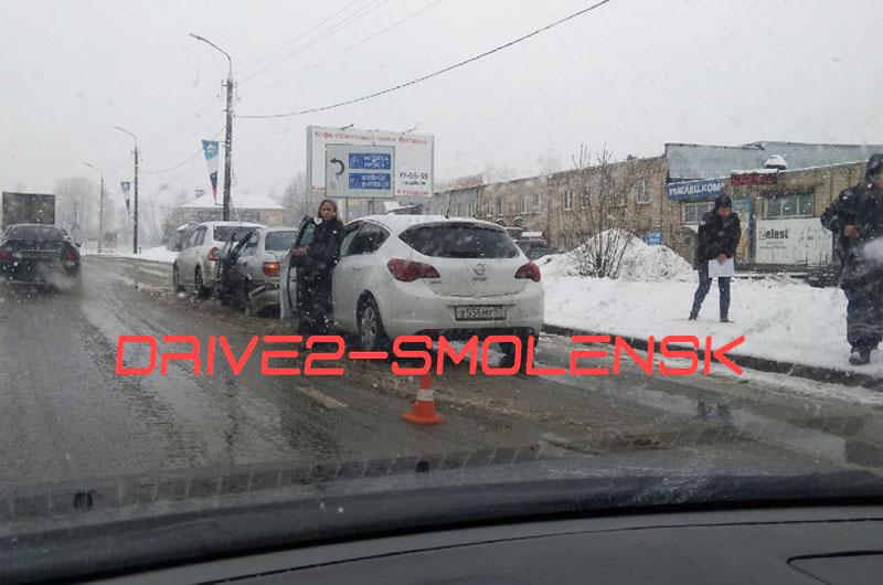 В Смоленске случился День жестянщика