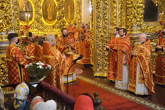 Православные смоляне встретили светлый праздник Пасхи