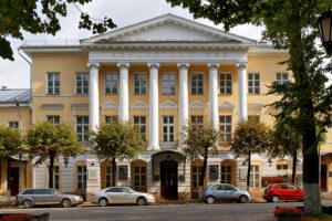 здание филармонии