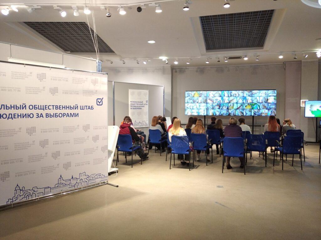 Явка избирателей в одном из районов Смоленской области превысила 43%